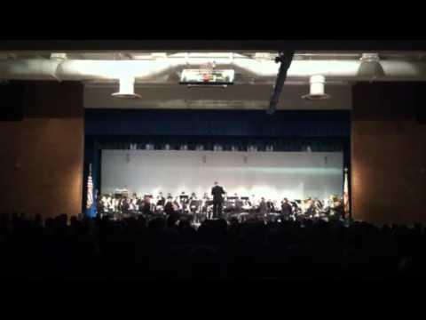 Severna Park Middle School Festival Band