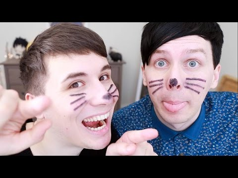 Are dan and phil dating
