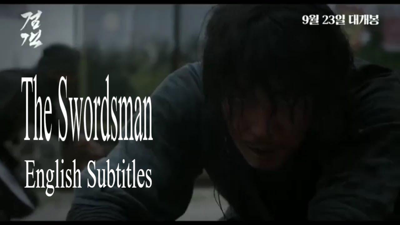 Download Jang Hyuk 장혁 The Swordsman 검객 (Korean Movie) [English Subtitles] Premieres 2020.09.23