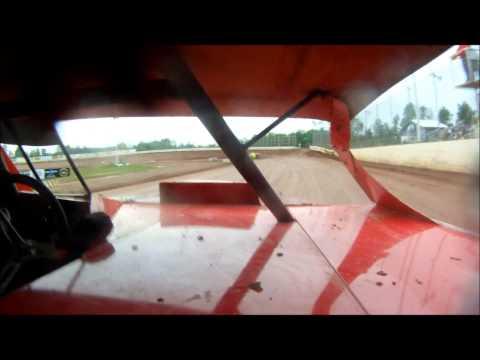 TNT Speedway 6-22-13 MWM Heat Onboard #47