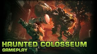 Dota 2 Haunted Colosseum Game Mode
