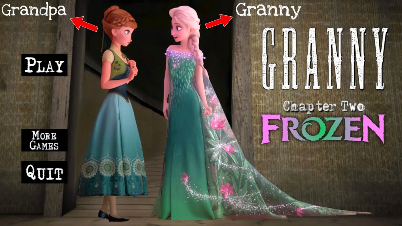 Download Granny Chapter Two Is Barbie Girls!