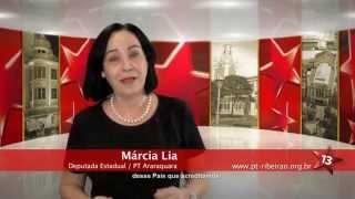 PT 35 Anos - Márcia Lia