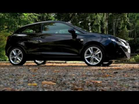 nuova seat ibiza sport coup youtube. Black Bedroom Furniture Sets. Home Design Ideas