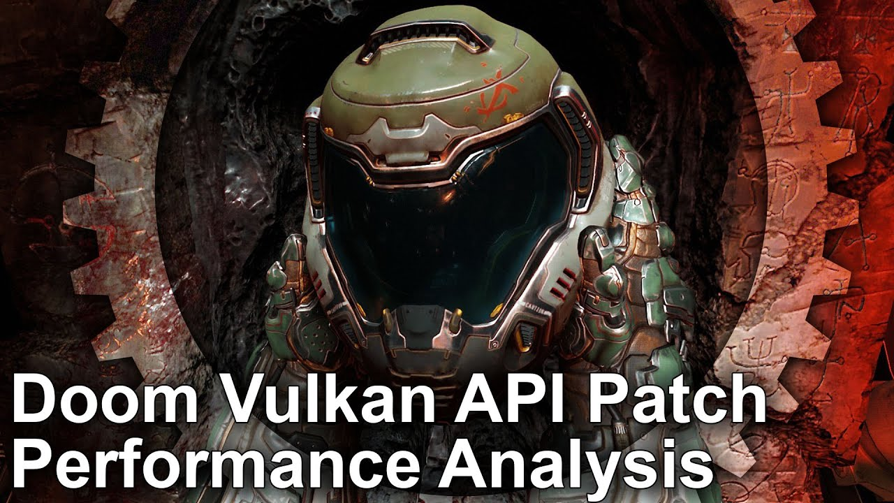 Doom's Vulkan patch is a PC performance game-changer • Eurogamer net