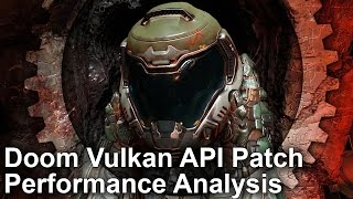 Doom PC Vulkan Patch Tested! Fury X vs GTX 1080/ GTX 1070/ GTX 980 Ti And More!