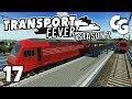 Transport Fever - S02E17 - Circle Line Optimization - Transport Fever Let's Play
