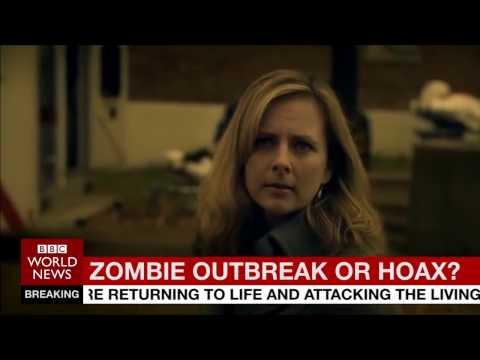 BBC News HD - Zombie Apocalypse News Report