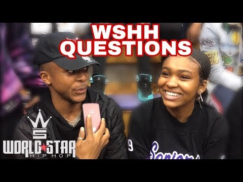 WORLD STAR HIP HOP QUESTIONS: HIGH-SCHOOL EDITION | Hiphopity