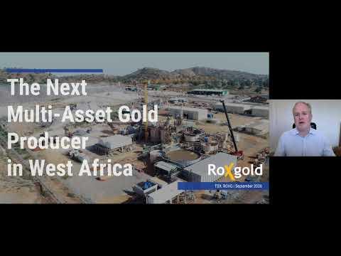 Gold Forum Americas 2020 Roxgold Presentation