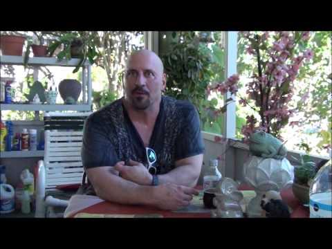 Mighty Mike Quinn - Bodybuilding Superstar (Interview)