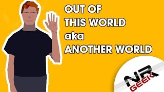 Out Of This World aka Another World - To bylo grane #43 (Stare Retro Gry)
