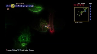 Terraria expert  mode  (live stream) part 5