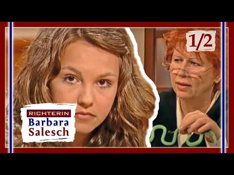 Anni (14) Malt Unheimliche Symbole! Was Ist Mit Ihr Passiert?   Richterin Barbara Salesch   SAT.1