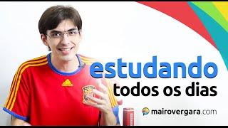 Um simples plano para estudar inglês todos os dias | Mairo Vergara