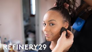 Download Get Ready With Nia Sioux For The Streamy Awards | Get Glam VR | Refinery29 Mp3 and Videos