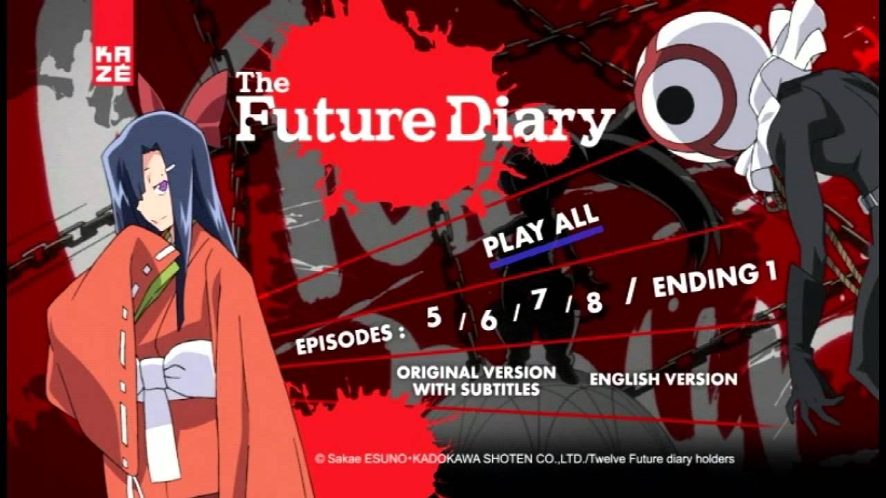 Quick Look Mirai Nikki The Future Diary