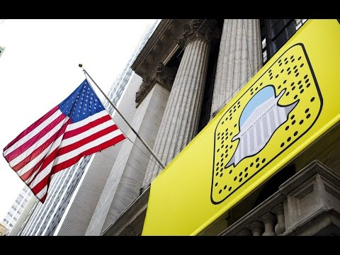 Introduction en bourse / IPO de Snapchat