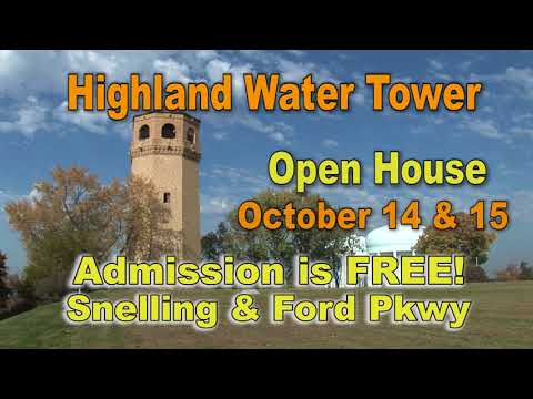 Highland Water Tower Open House - Fall 2017