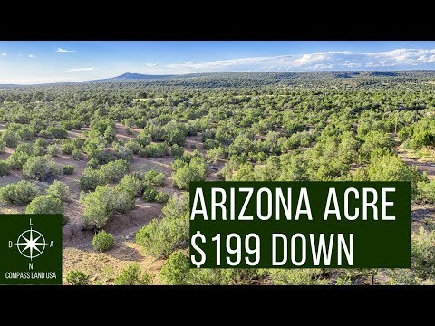 1.29 Acres Arizona Rural Land for Sale