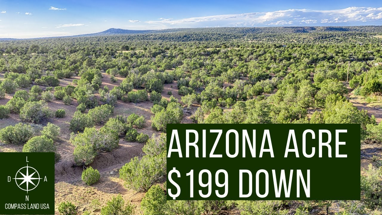 Sold by Compass Land USA - 1.29 Acres Arizona Rural Land for Sale