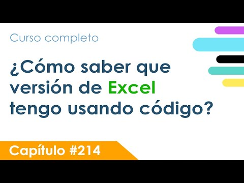 Tutoriales de Excel avanzado