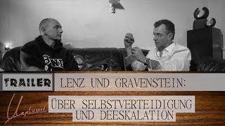 Unplugged #3 [Trailer] | Lenz und Gravenstein über Selbstverteidigung und Deeskalation