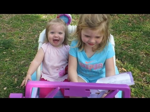 KLAIRE SAYS BIG SIS NAME KINSLEY! │3•12•16 DAILY VLOG