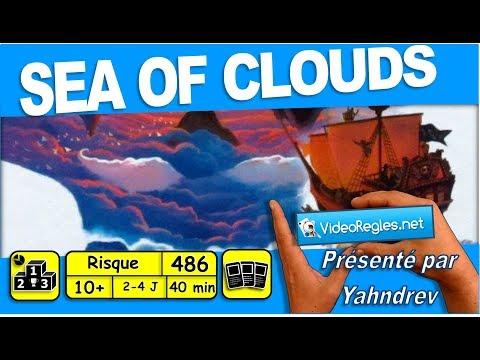 "La vidéorègle du jeu ""Sea of Clouds"" par Yahndrev (#486)"