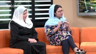 Bamdad Khosh - Hamida & Munira - TOLO TV / بامداد خوش - حمیده و منیره - طلوع