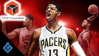 Test Chamber - Why NBA 2K17 Is Our Highest Scoring Sports Game Of The Year