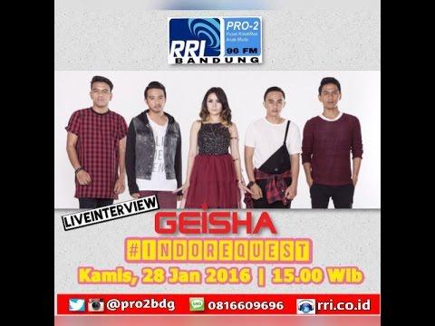 #GEISHAdiPro2Bdg @GEISHAIndonesia - Sementara Sendiri (LIVE)