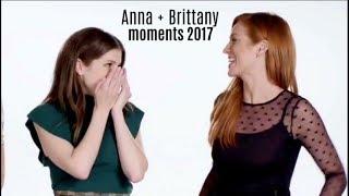 Anna and Brittany (bechloe sendrick)