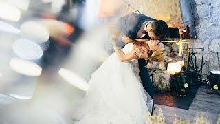 Клип свадьбы в стиле «Кантри»