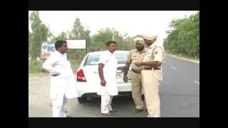 Punjab police on high alert at border aria after ib's alert