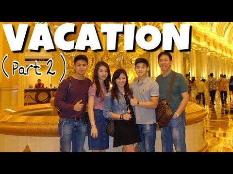 HadiGenetics On Vacation (Hongkong - Macau) (Part 2)