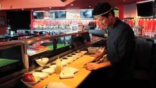 Thrillist - Sushi Rock - Washington, DC