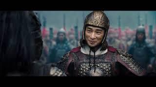 Бог войны (2017). Прорыв китайцами укреплений пиратов
