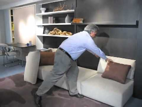 Muebles Convertibles - YouTube