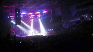 Nickelback live- Burn it to the Ground - Liverpool Echo Arena Jan 17th 2010