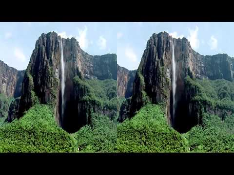 { 3D SBS }  Documentary: Planet Earth's Amazing Nature { VR Experience }  { HD }