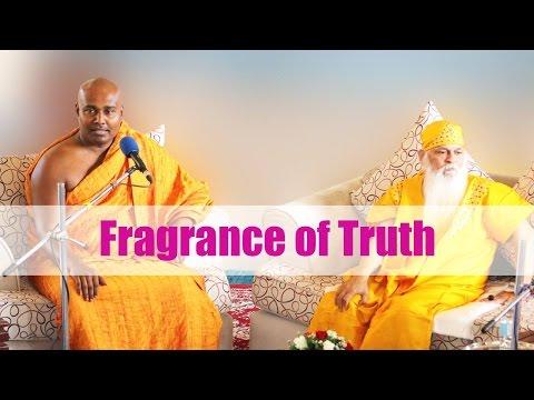 Shivkrupanand Swami and  Siri Samanthabhadra Arhath Thero - Spiritual Discussion.