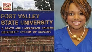 Seven people, including two former employees of Fort Valley State U...