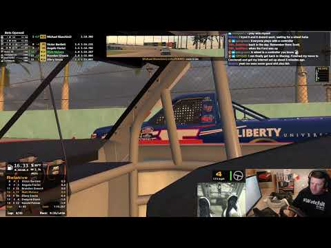 Some random truck race