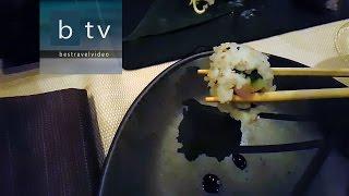 Best Rome nightlife. Dinner at SOMO Japanese & Fusion restaurant