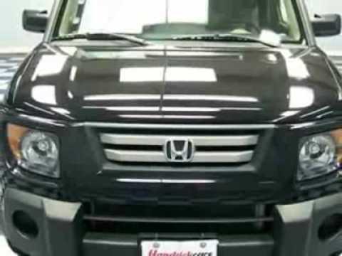 2008 Honda Element 4WD 5dr Auto EX SUV – Charlotte, NC