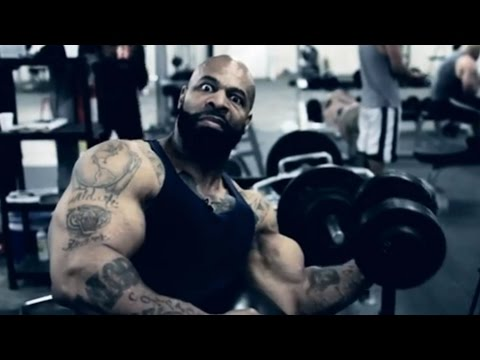 CT FLETCHER'S 500 Rep Bench Press Workout at Super Training Gym