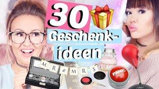 30 GESCHENKIDEEN für Weihnachten 🎁   ViktoriaSarina