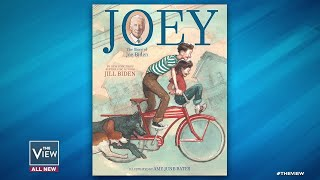 "Jill Biden on Her New Children's Book ""Joey"" About Husband Joe Biden's Childhood 