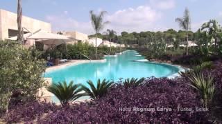 STAFA REISEN Hotelvideo: Regnum Carya Golf & Spa Resort, Belek, Türkei